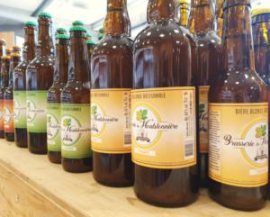 Bières de la Houblonnière