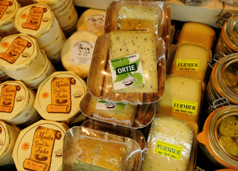 FROMAGE FISCHER ORTIES ET TOME